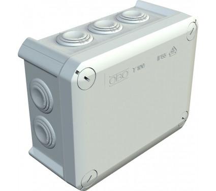 Коробка монтажная OBO Bettermann 151x117x67