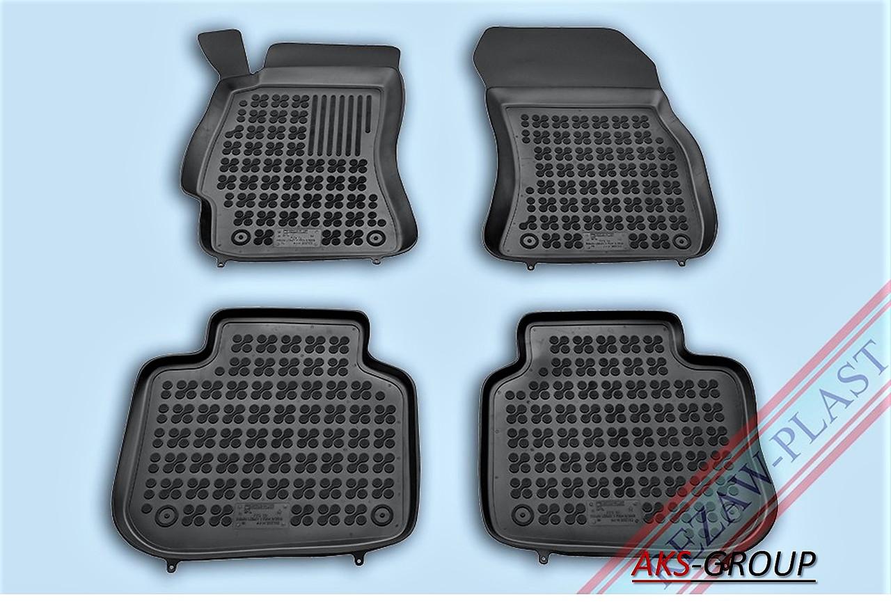 Ковры салона Subaru Outback IV 2009-2014  Rezaw-Plast 202702