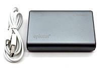 Power Bank с функцией быстрой зарядки Eplutus PB-105 10050 mAh (оригинал)