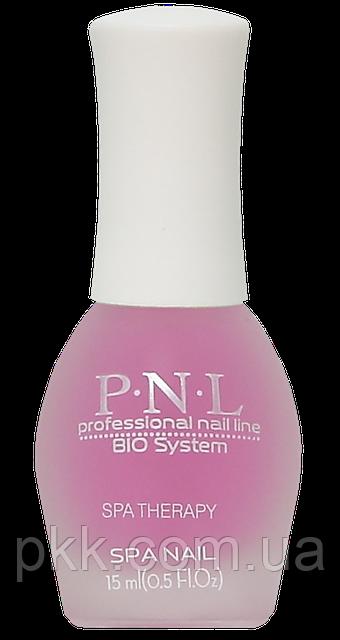 Система сильного роста ногтей PNL Nails Care System strong grow с экстрактом винограда 416