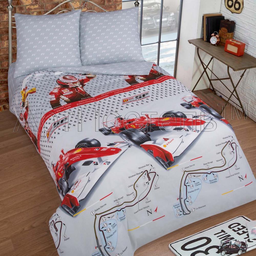 Постельное белье Экстрим поплин ТМ Комфорт текстиль (в кроватку)