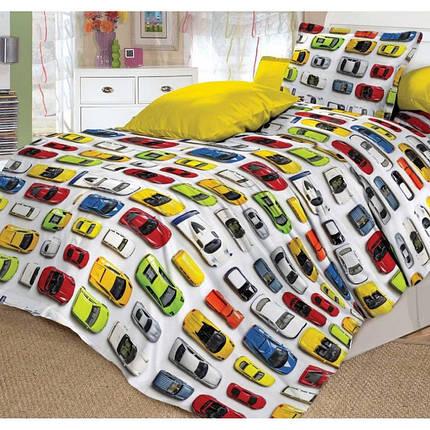 Постельное белье Модельки поплин ТМ Царский дом в кроватку, фото 2