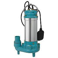 Поверхностный канализационный насос Aquatica 1.1кВт Hmax 15.5м Qmax 300л/мин с ножом (нерж) (773433)