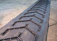Лента транспортерная, конвейерная шевронная