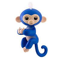 Игрушка Интерактивная Happy Monkey Blue (THM6006)