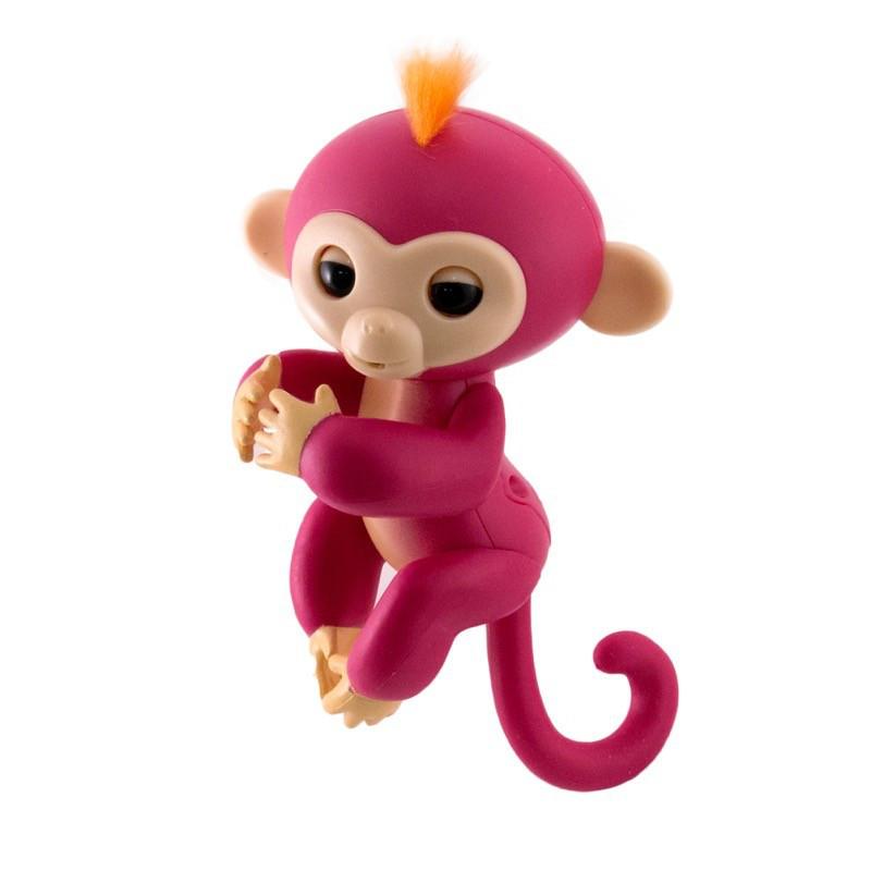 Игрушка Интерактивная Happy Monkey Pink (THM6002)