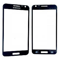 Стекло (для ремонта дисплея) Samsung A300H Galaxy A3 (2015), A300F, синее