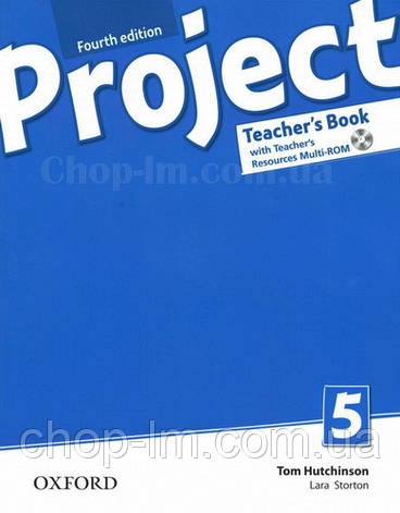 Книга для учителя Project Fourth Edition 5 Teacher's Book with Teacher's Resources MultiROM and Online Practic, фото 2
