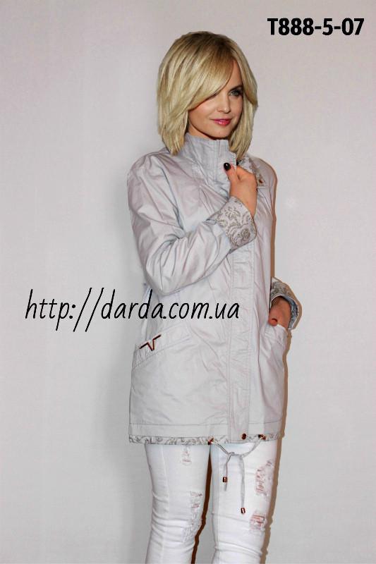 98d046f6982 Женская летняя ветровка свободного покроя Ylanni 888 - Интернет-магазин  Darda-Prom.ua