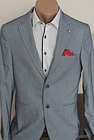 Мужской молодежный  пиджак RedPolo в точку