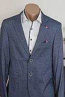 Мужской молодежный  пиджак в точку RedPolo