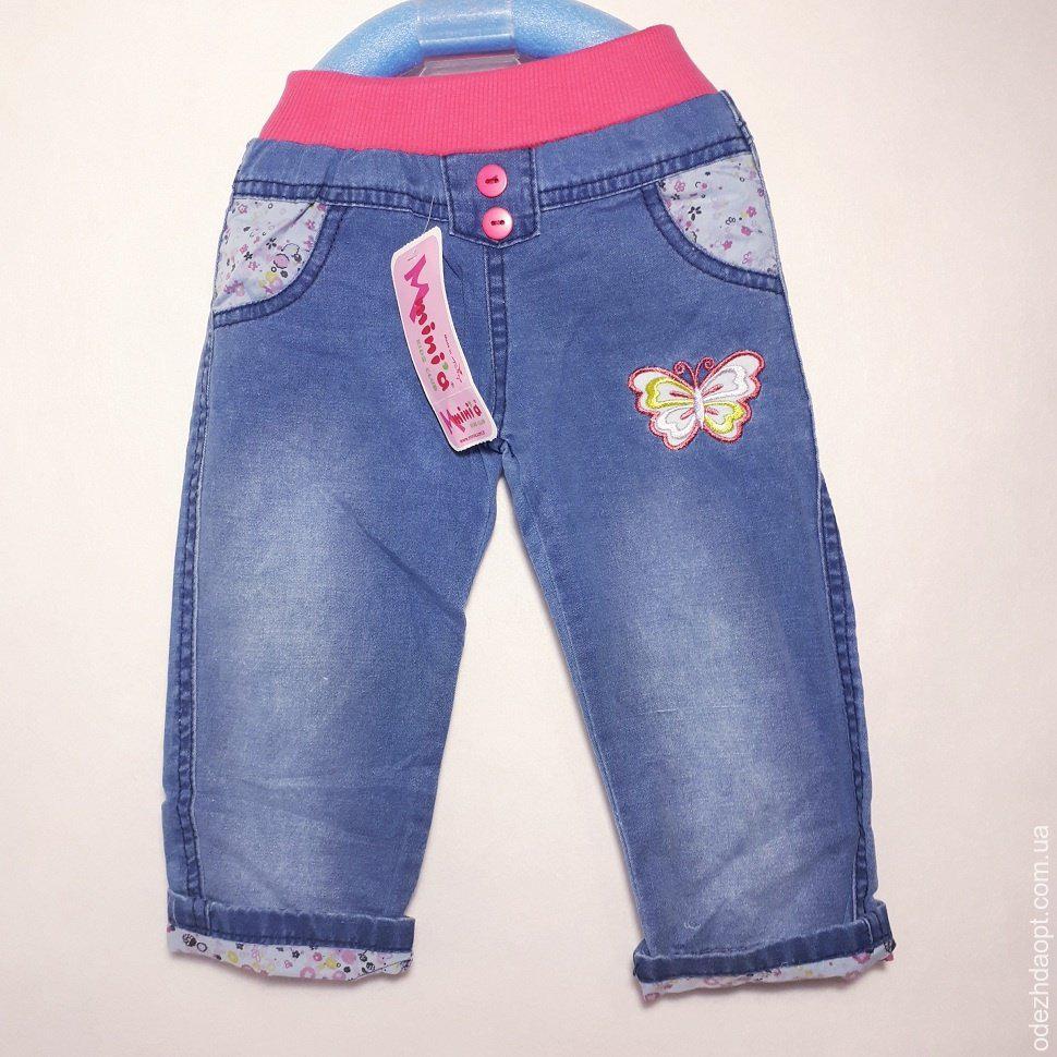 Детские джинсы 0-2 'Mininia' 124701