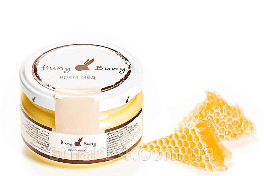 Крем-мед  с маточным молочком Huny Buny 250 г