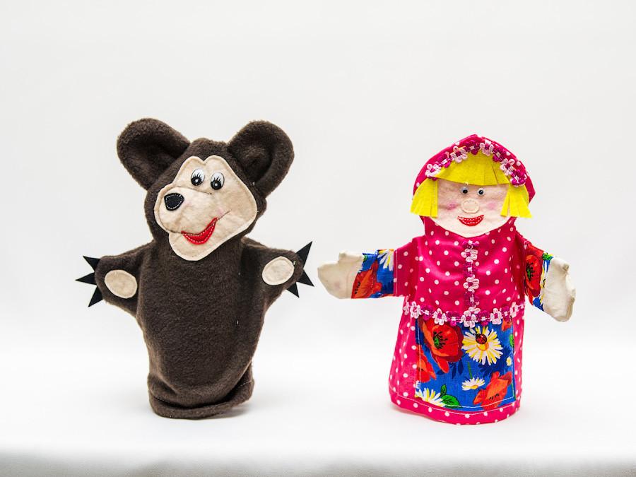 "Сказка ""Маша и Медведь"" Vikamade."