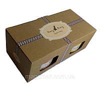 Подарочный набор крем-мед Huny Buny 2*250 г, фото 1