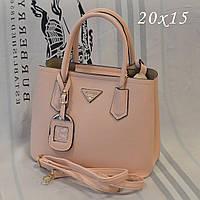 Сумка женская Prada Прада мини розовая