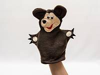 Кукла -перчатка Медведь..
