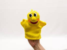 Кукла-перчатка Колобок малая