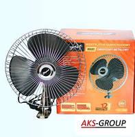 Автомобильный вентилятор 12V  Ø 20 см Elegant EL 101 542, фото 1