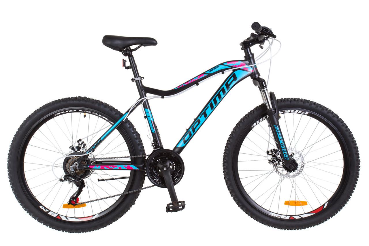 """Велосипед Optimabikes Alpina 26"""" 2018"""