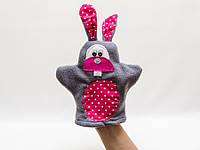 Кукла-перчатка Заяц малая