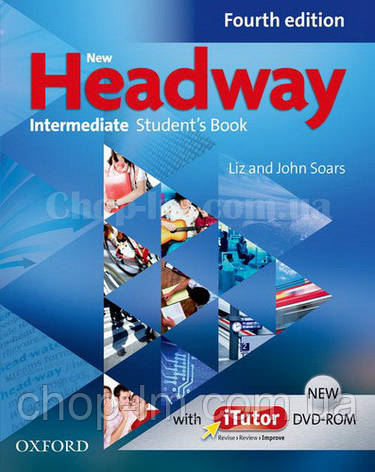 New Headway Intermediate Fourth Edition Student's Book and iTutor Pack (английский учебник с диском, 4-е изд), фото 2