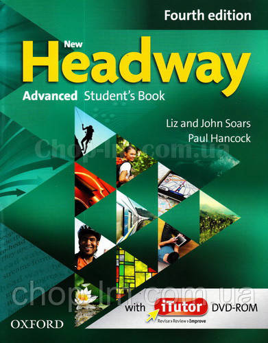 New Headway Advanced Fourth Edition Student's Book and iTutor Pack (английский учебник с диском, 4-е изд)
