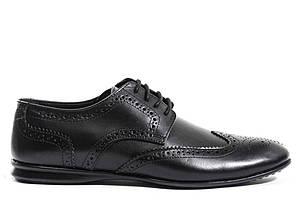 Классические мужские туфли - оксфорды