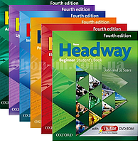 New Headway Fourth Edition ( levels: Beginner to Advanced)