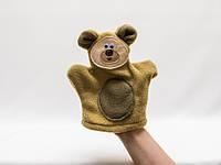 Кукла -перчатка Медвежонок.