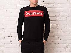 Мужской свитшот / кофта Supreme (M, L, XL  размеры)