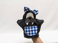 Кукла -перчатка Собачка.