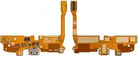 Шлейф для LG D405 Optimus L90, D410, D415, с разъемом зарядки, с микрофоном