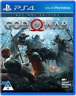 God Of War 2018 PS4 прокат аренда покупка игр