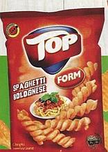 Кукурузные палочки Top Spaghetti bolognese 110 г