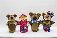 Сказка Маша и Три медведя.