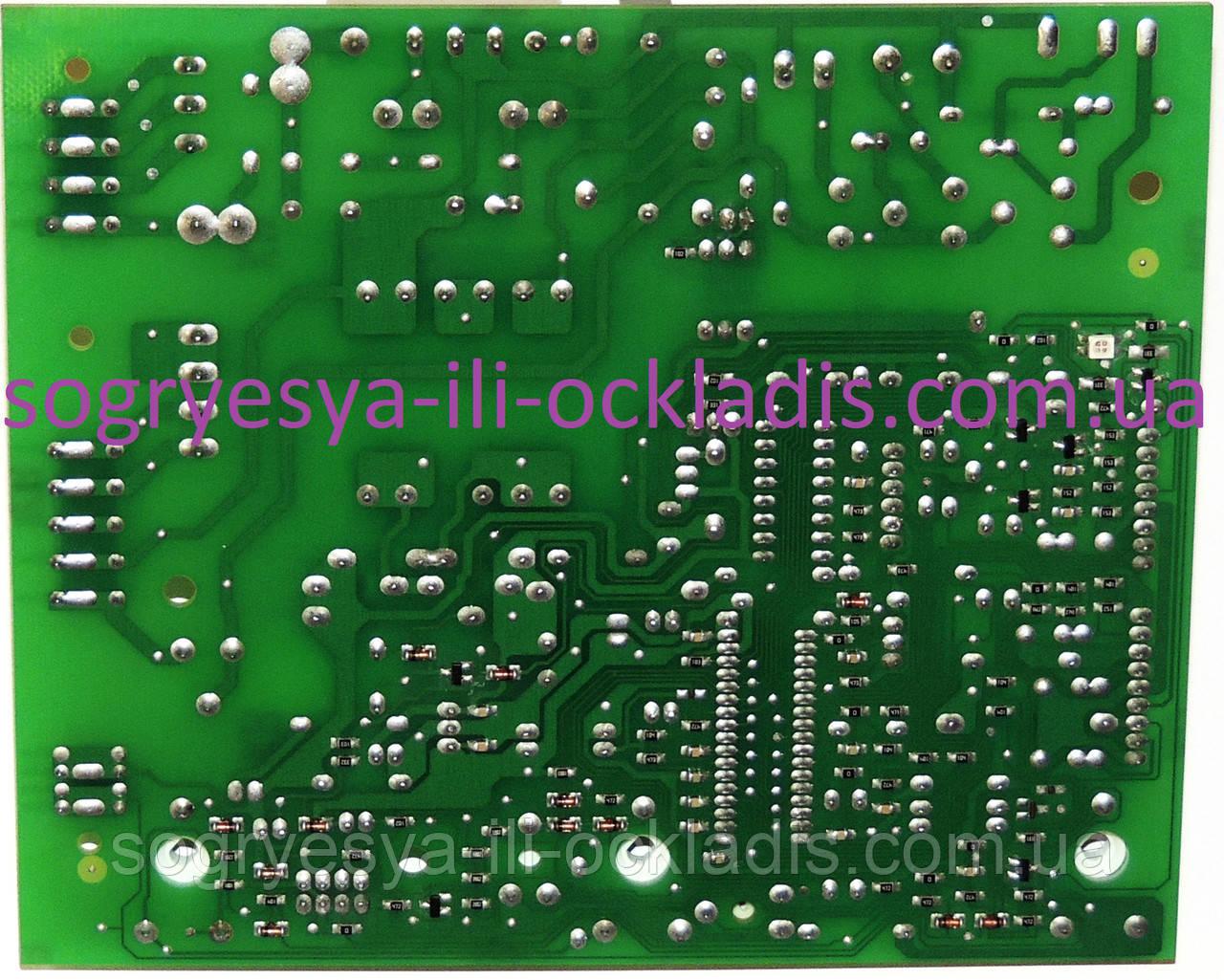 Плата упр. CP08 три ручки с R10028890 (фир.уп, EU-О-Е) Beretta Ciao Smart 24-28 кВт, арт.R10023537, к.з.0372
