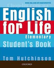 English for Life Elementary Student's Book / Учебник