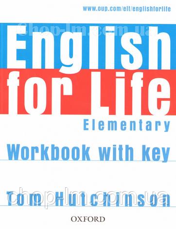 English for Life Elementary Workbook with key / Рабочая тетрадь с ответами, фото 2