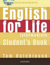 English for Life Intermediate Student's Book with MultiROM / Учебник с диском