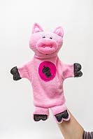 Кукла- перчатка Хрюша.
