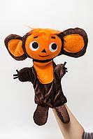 Кукла-перчатка Чебурашка Vikamade.