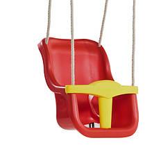 Качели для детей с защитой Kbt Luxe, фото 2