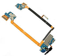 Шлейф для LG D802 Optimus G2, D805, с разъемом зарядки, с разъемом наушников, с микрофоном