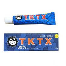 Обезболивающий крем-анестетик TKTX 39%, blue  10ml