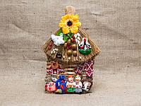 Тын- плетень дом. Оберег