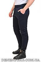 Штаны спортивные утеплённые SUPERBLUE 3937 тёмно-синие, фото 1