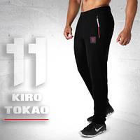 Kiro Tokao 10137 | Спортивные штаны черные, фото 1