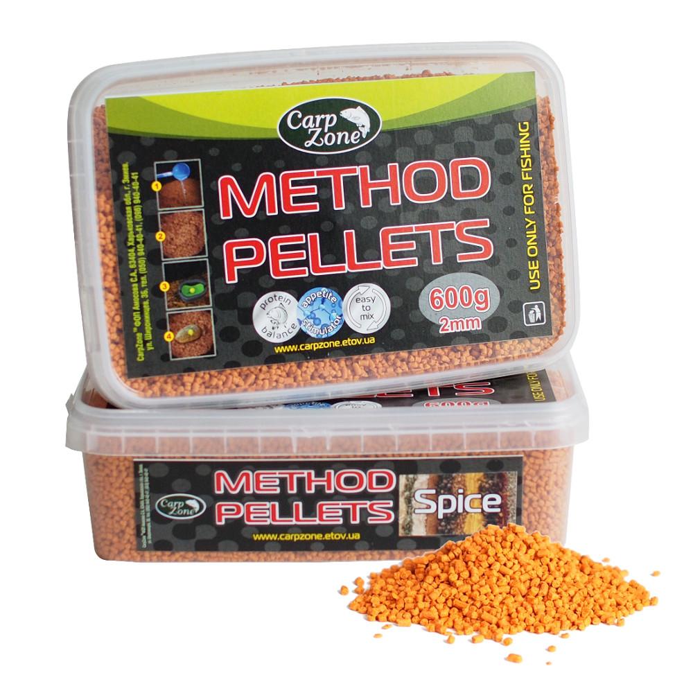 Метод пеллетс Method Pellets Spice (Специи) 600g 2mm