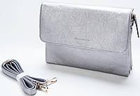 Женская кожаная сумка клатч планшет Pretty Women Отличное качество, фото 1